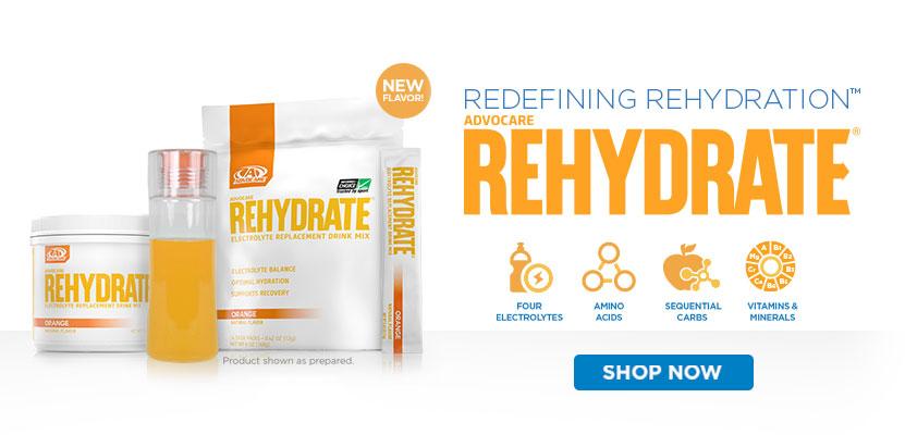 Rehydrate - Orange