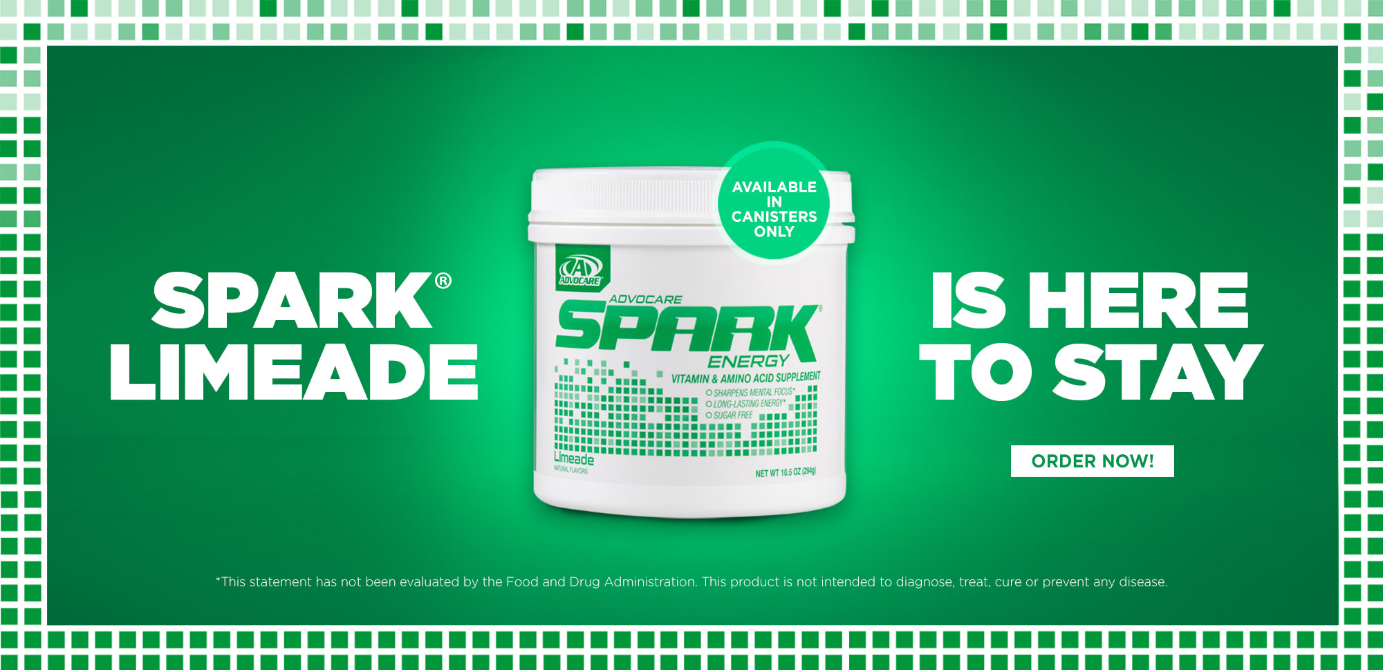 Spark Limeade is here to stay!