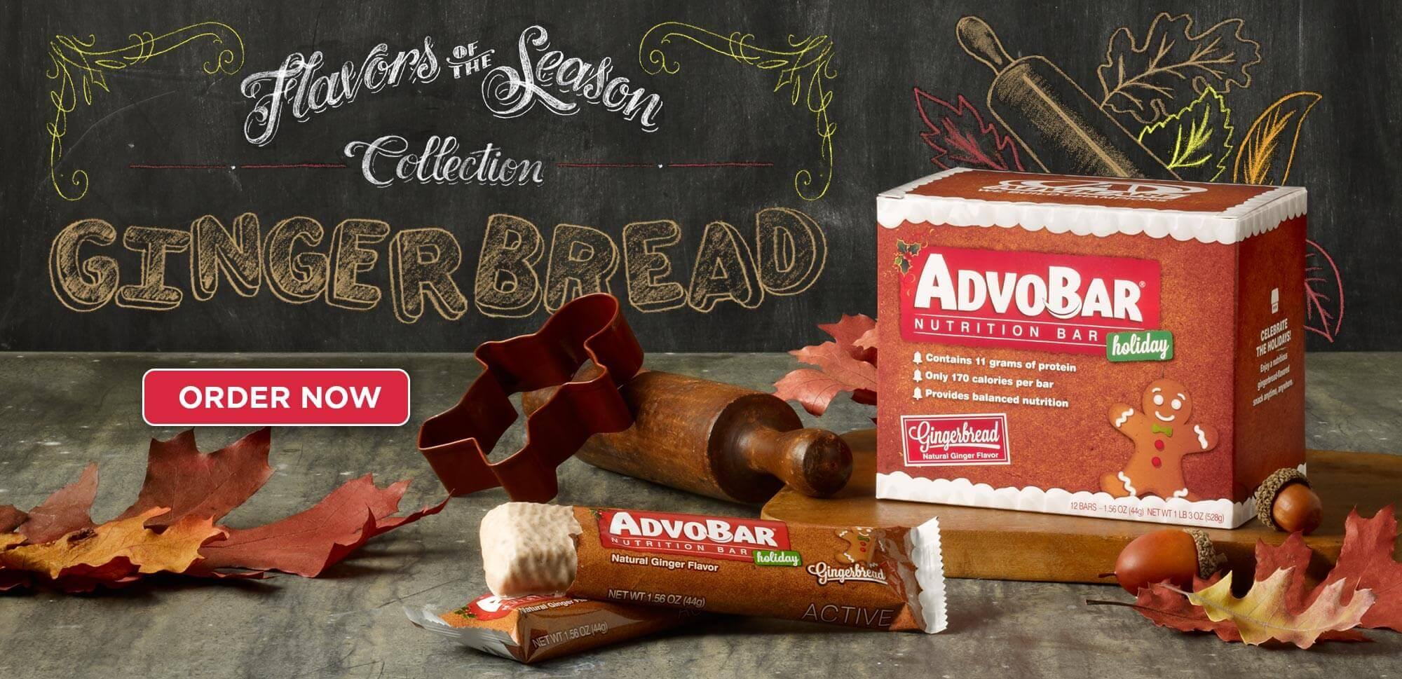 AdvoBar Gingerbread