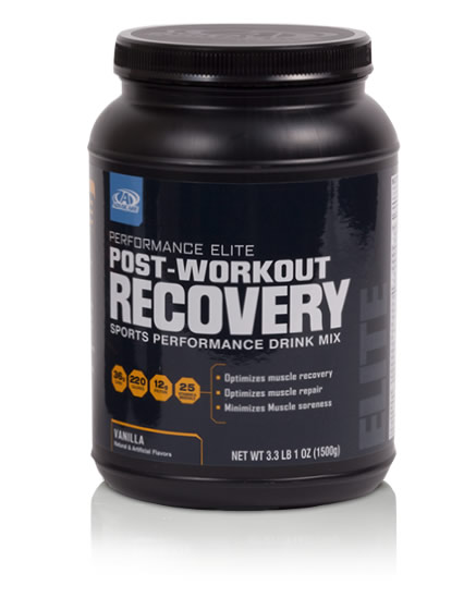 Best Post Workout Muscle Recovery Drink