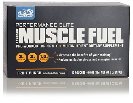 Muscle Fuel 52
