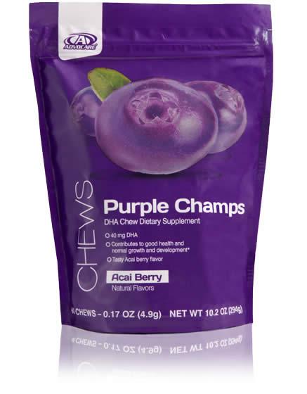 Purple Champs