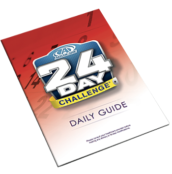 graphic regarding 24 Day Challenge Printable Guide called 24 Working day Concern