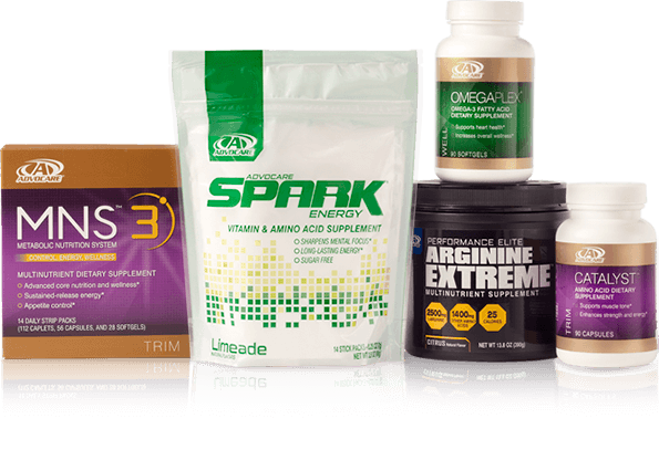 Advocare Supplements (Bonus Workouts W/ Any Order)