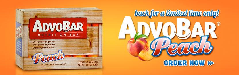 AdvoBar Peach